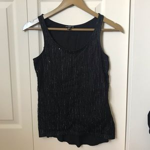 Express Glitter and Sequin Tank